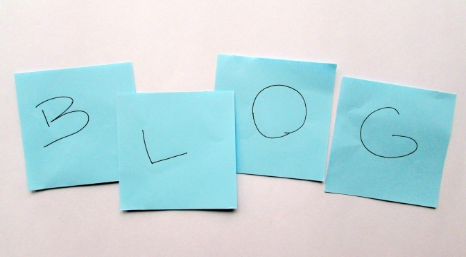 Blogging to Establish Your Digital Identity